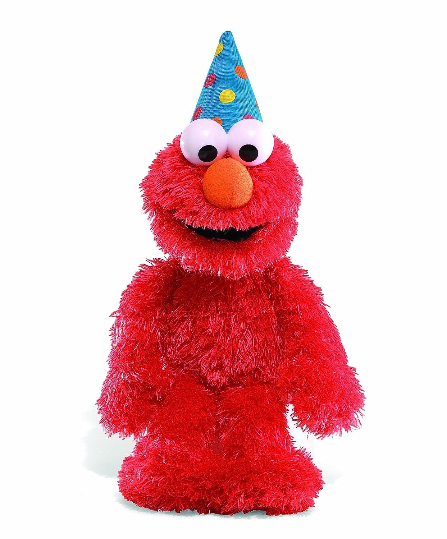 Gund Happy Birthday Elmo Elmo Happy Birthday