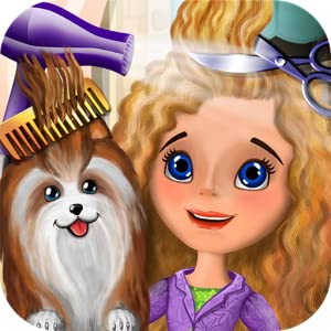 Hair Salon Makeover from TapBlaze