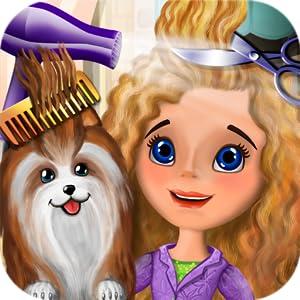 Hair Salon Makeover from TapBlaze