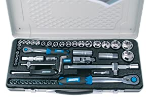 Mannesmann M29765 Steckschlüsselsatz 55teilig  BaumarktBewertungen und Beschreibung