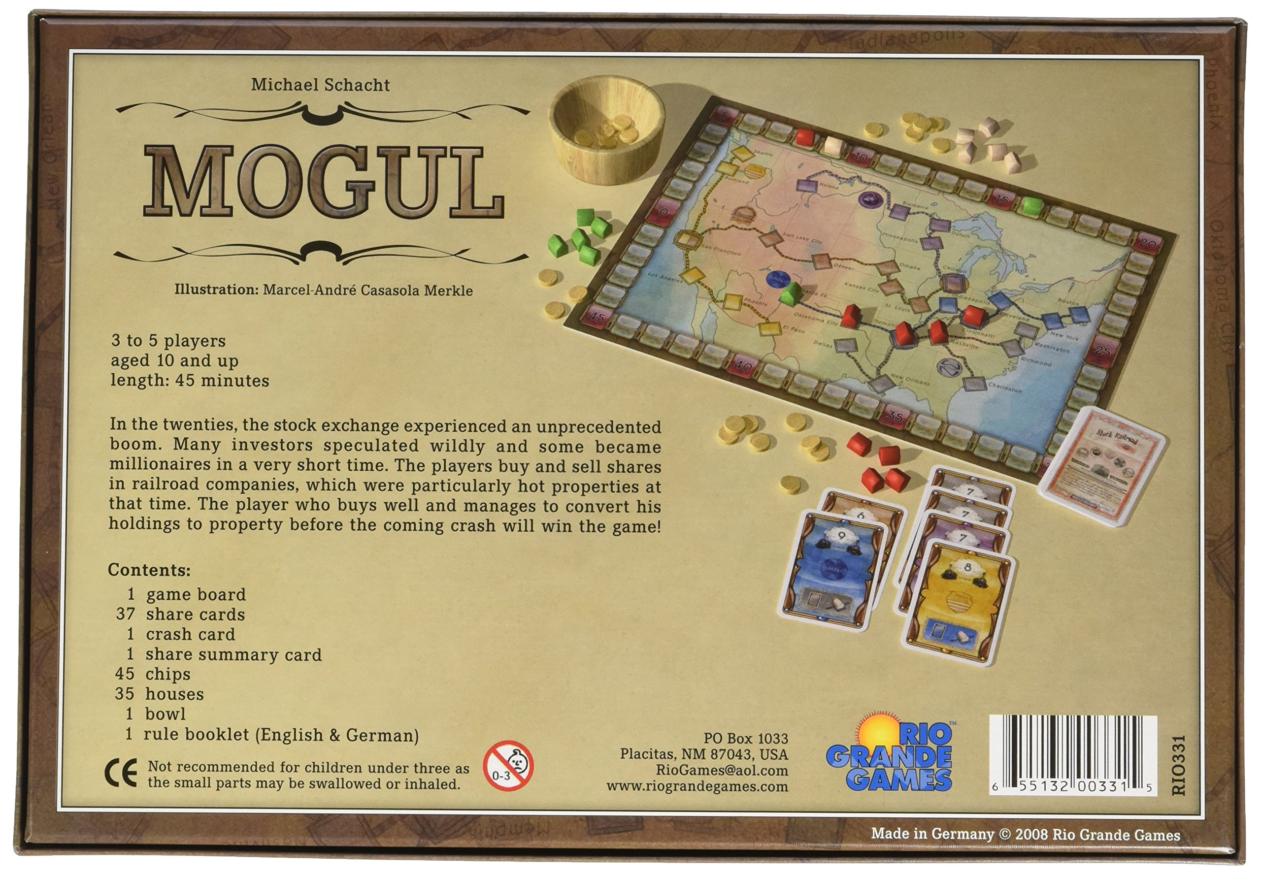 Buy Mogul I Now!