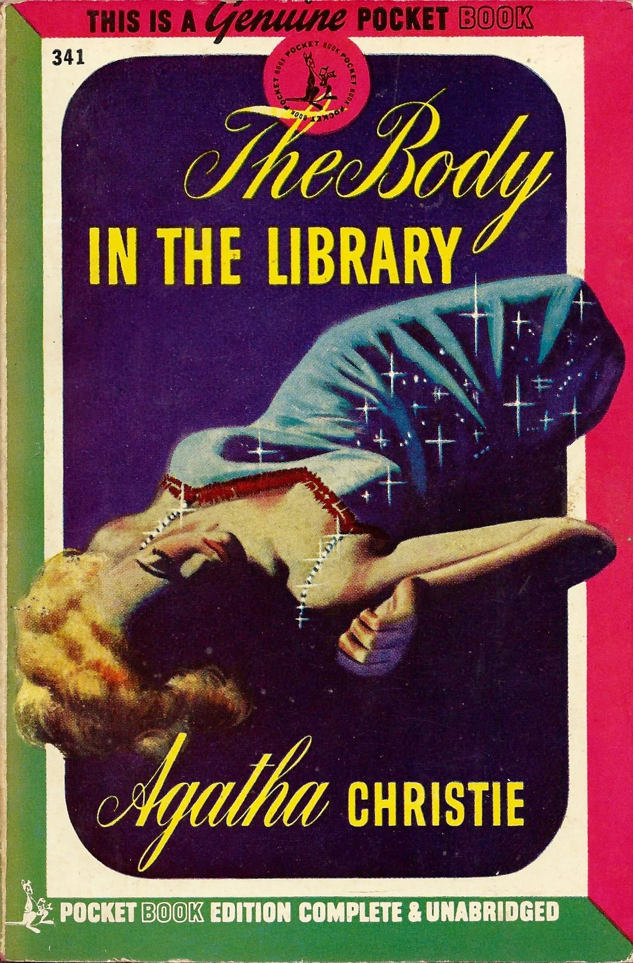 The Body in the Library, Agatha Christie