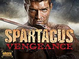 Spartacus: Vengeance Season 2