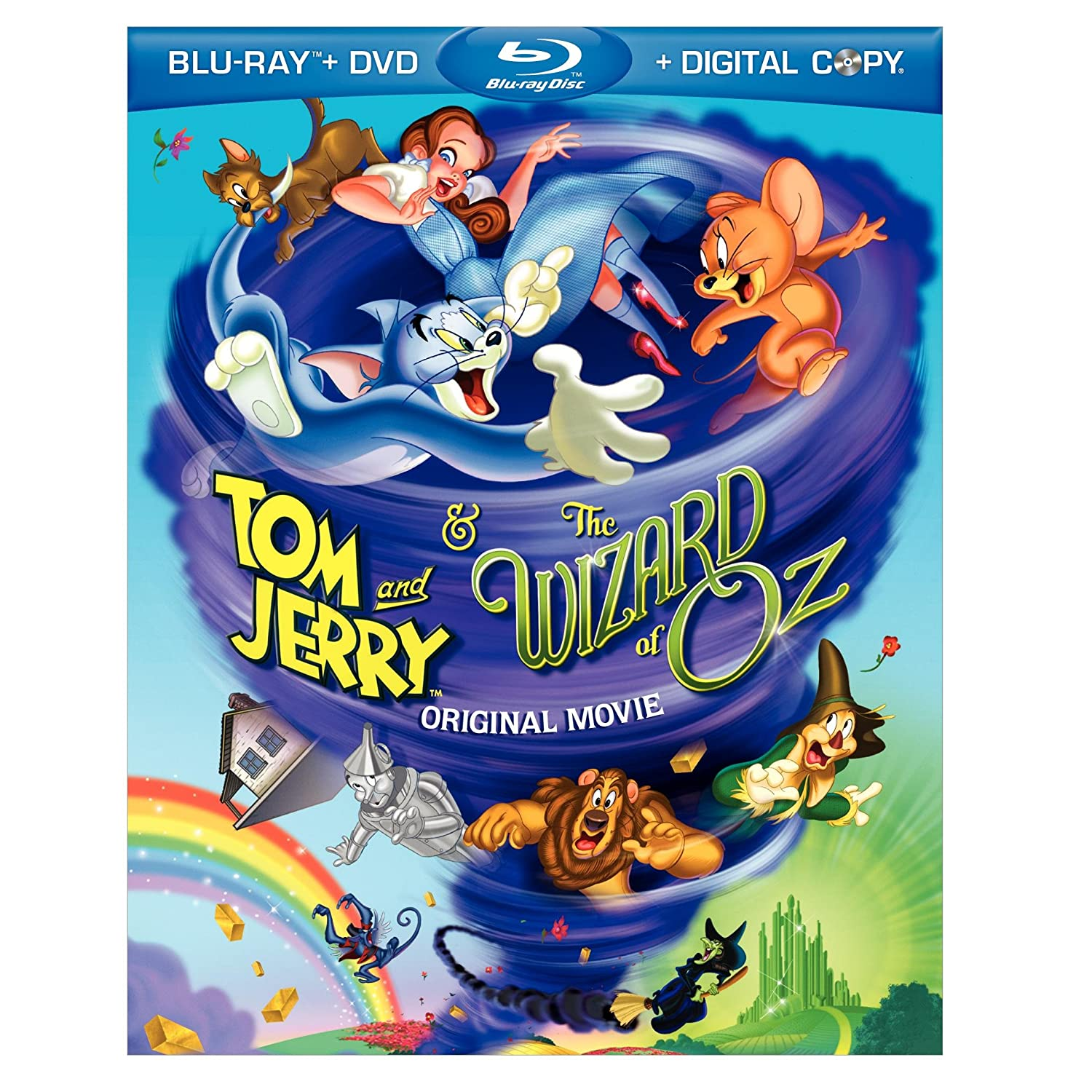 Tom and Jerry and Wizard of Oz