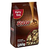 ROLO Gluten Free Chewy Caramels in Milk Chocolate, Halloween Candy, Individually Wrapped Candy, 40 Ounce Bag (Color: Brown, Tamaño: 40 Ounces)