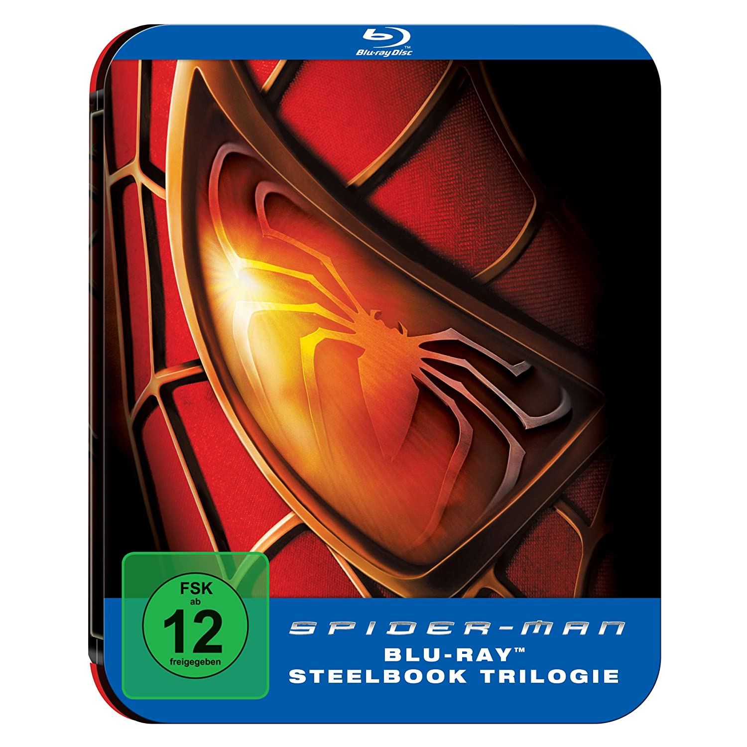 Spiderman Steelbook