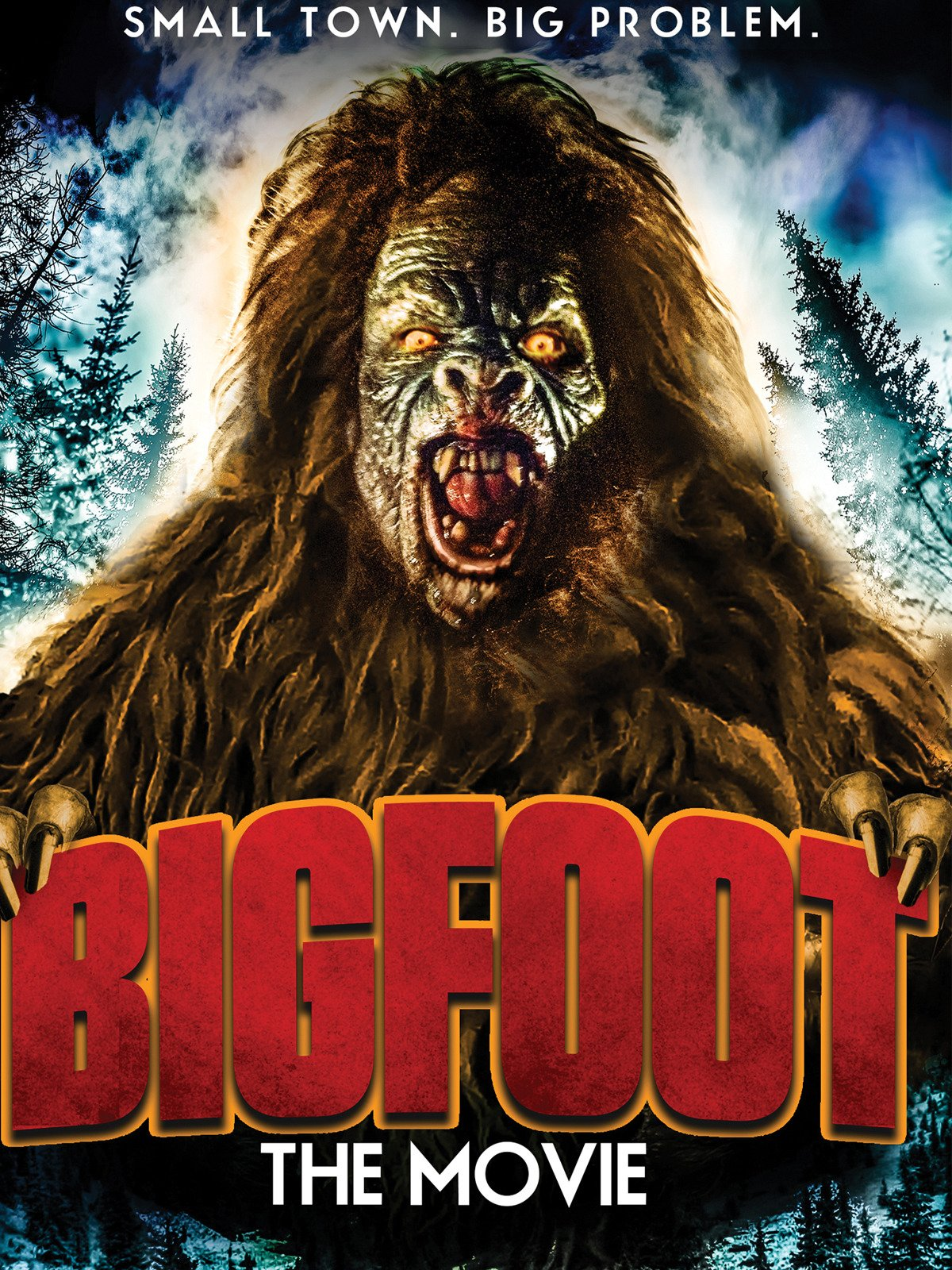 Bigfoot: The Movie on Amazon Prime Video UK