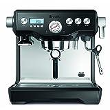 Breville BES920BSXL Dual Boiler Espresso Machine, Black Sesame