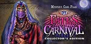 Mystery Case Files: Fate's Carnival Collector's Edition from Big Fish Games