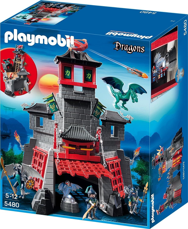 PLAYMOBIL® Geheime Drachenfestung (5480)