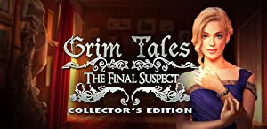 Grim Tales: The Final Suspect Collector's Edition by Big Fish Games