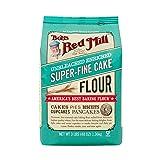 Bob's Red Mill Super Fine Cake Flour, 48 Ounce (Tamaño: 48 ounce)