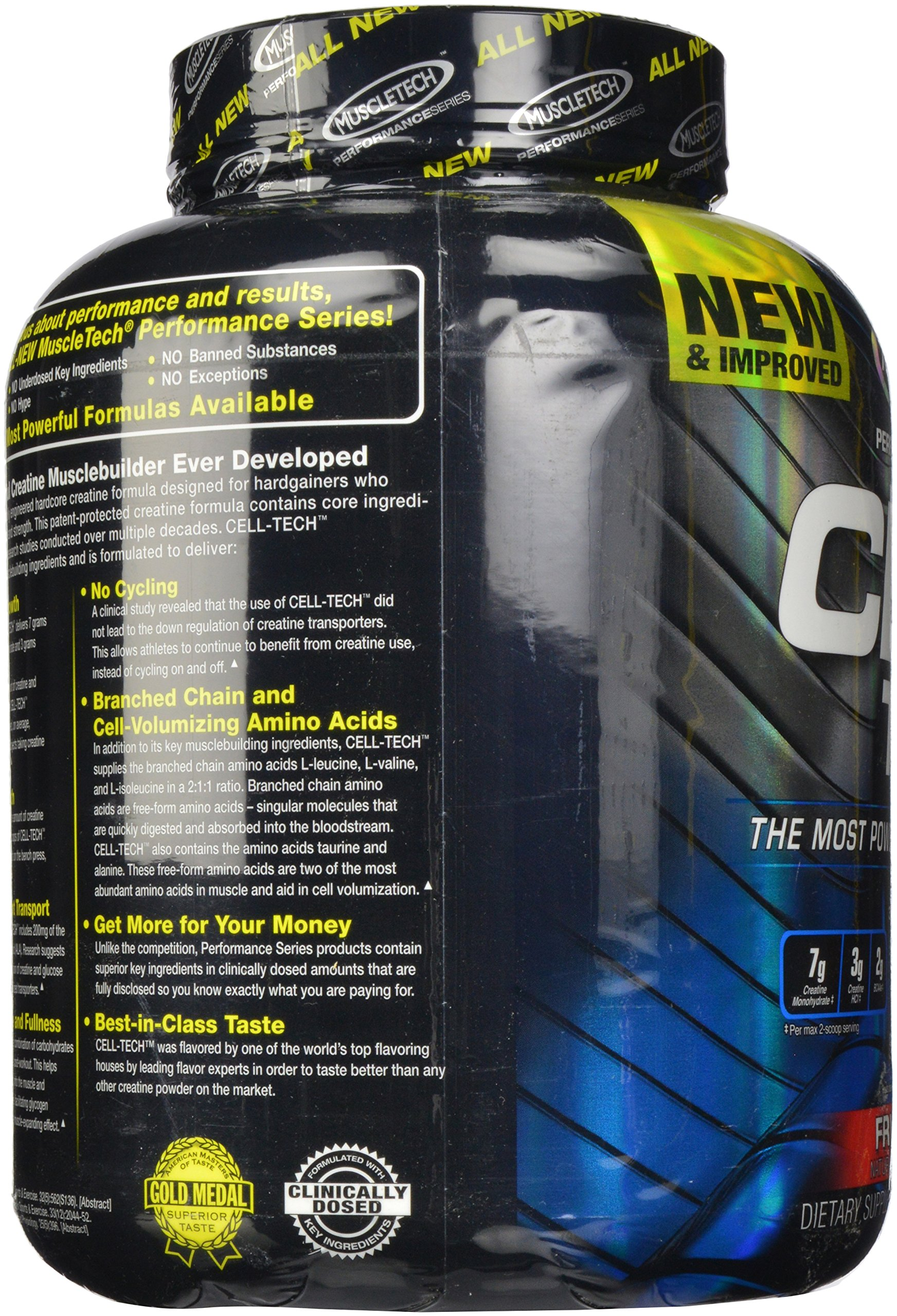 Galleon muscletech cell tech hardgainer creatine formula fruit punch lbs - Cell tech hardgainer creatine formula ...