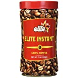 Elite Instant Coffee, 7 oz (Color: Red, Tamaño: 7 oz)