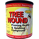 Tanglefoot Tree Wound Pruning Sealer & Grafting Compound 16 OZ (Tamaño: 1 Pack)