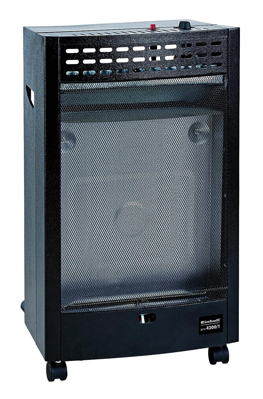 Estufa de llama azul de 4200w