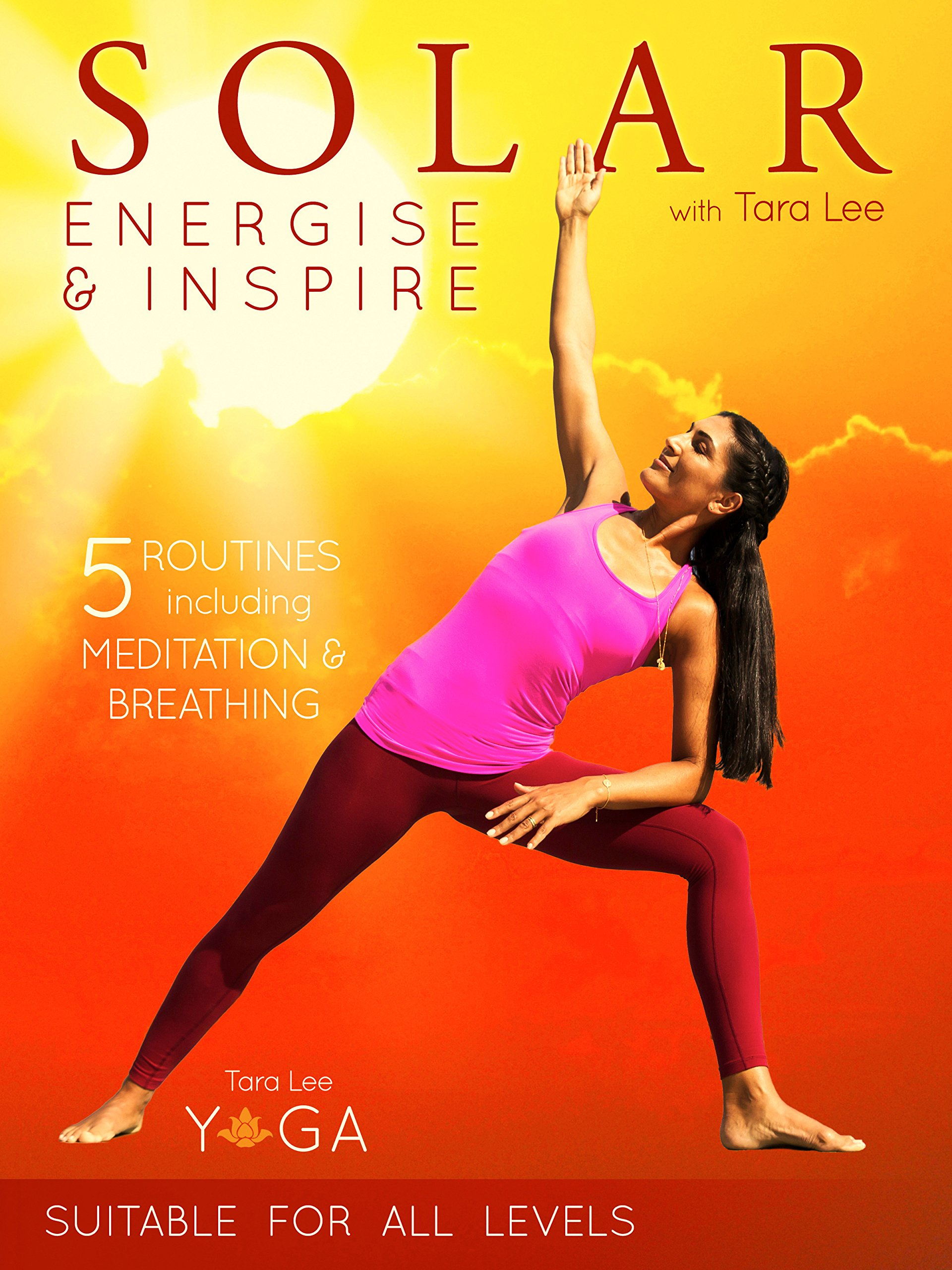 Solar: Energise & Inspire Yoga with Tara Lee