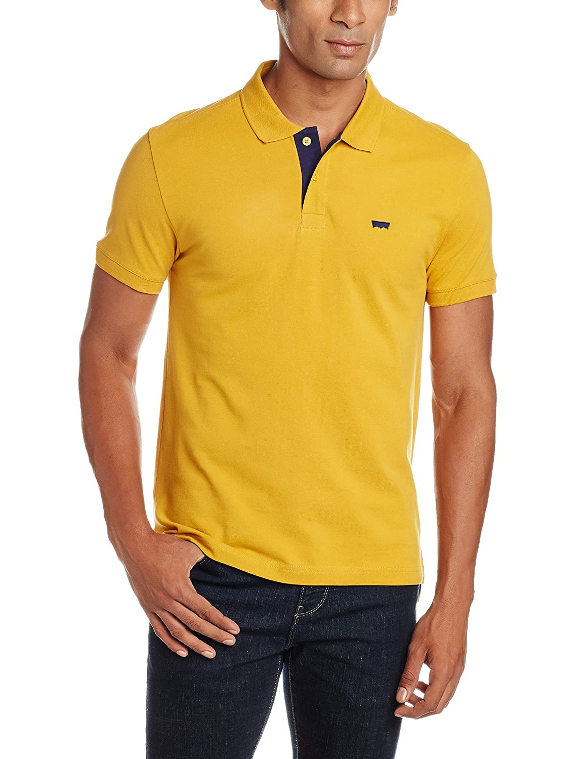 Minimum 40% off On Levis By Amazon | Levi's Men's Cotton Polo @ Rs.599