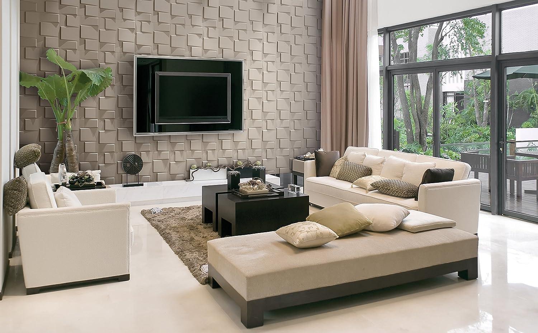 Scopri anche tu la bellezza dei pannelli 3d ideacolor - Rivestimento decorativo pareti ...
