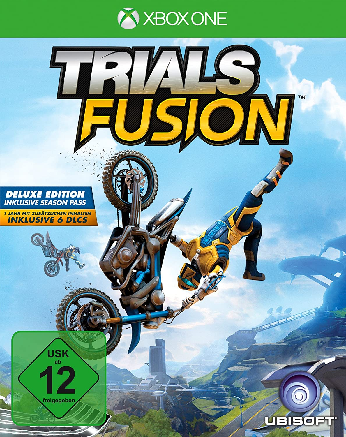 Trials Fusion inkl. Season Pass
