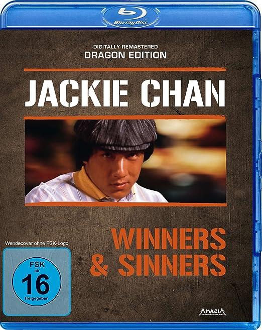 Winners & Sinners, Blu-ray