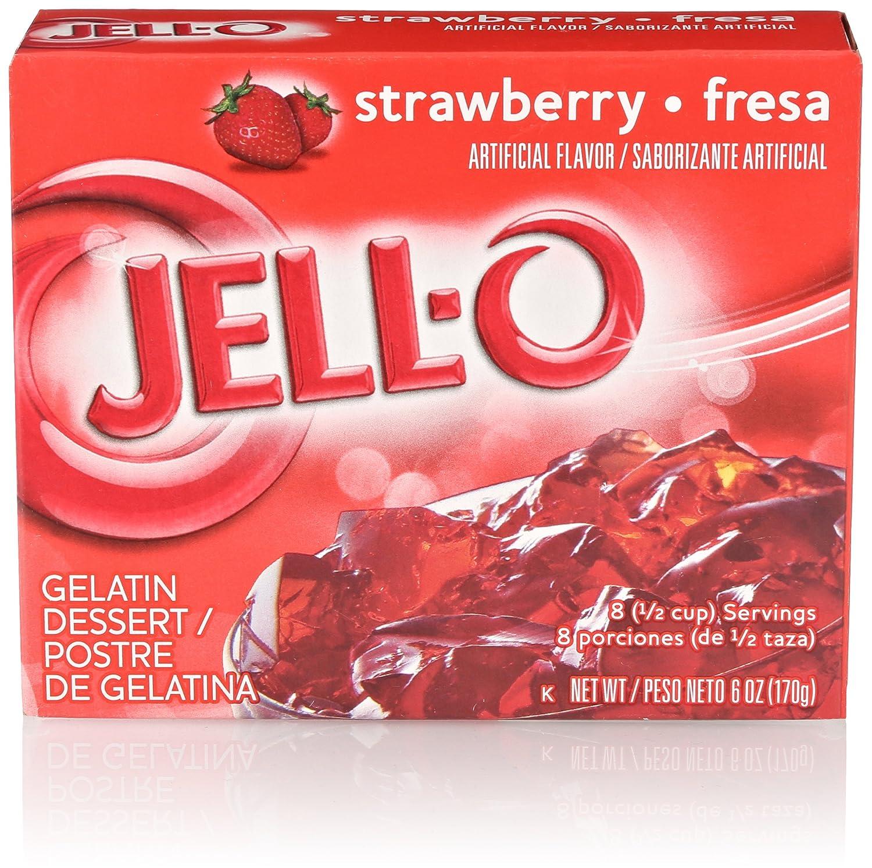 Jello Gelatin Dessert Jell o Gelatin Dessert