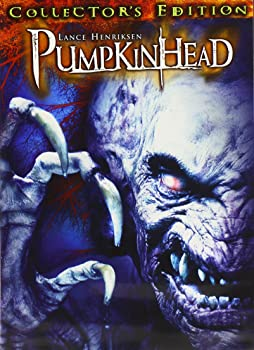 Pumpkinhead Collectors Edition on DVD