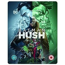 Batman Hush Steelbook 2019 [Blu-ray]
