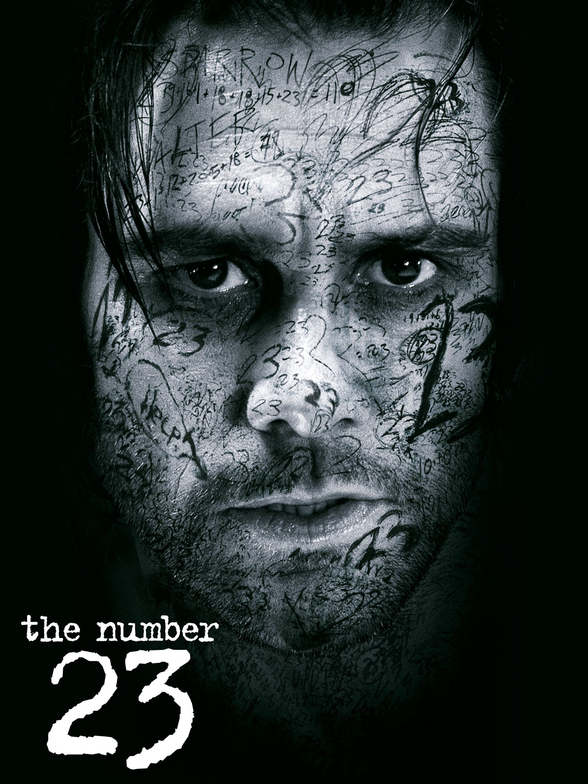The Number 23 on Amazon Prime Instant Video UK