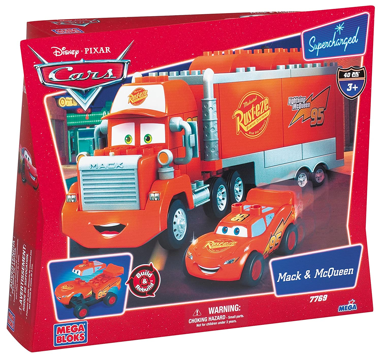 Mack Truck Mega Bloks Mack Truck Instructions