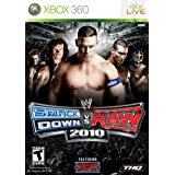 WWE SmackDown vs. Raw 2010 - Xbox 360