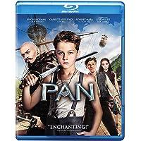 Pan (Blu-ray + DVD + UltraViolet)