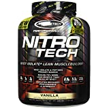 Muscletech Products - Nitro Tech Performance Series Whey Isolate Cookies and Cream - 3.97 lbs. (Tamaño: 4 lb)