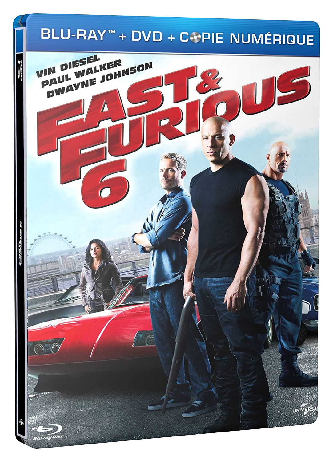 Fast & Furious 6 (2013) [Theatrical Edition] Video Untouched 23.7 GB ITA AC3 ENG DTS-HD MA+AC3 Subs MKV