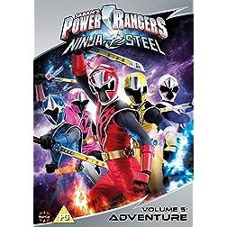 Power Rangers Ninja Steel: Adventure Volume 5 Episodes 17-20 & Christmas