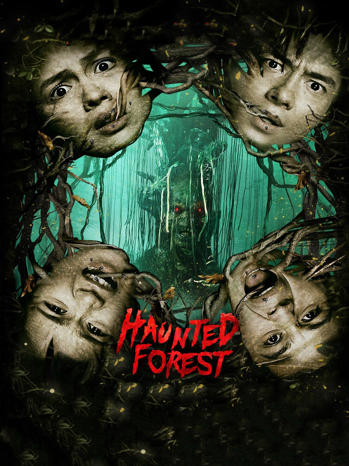 Haunted Forest on Amazon Prime Video UK
