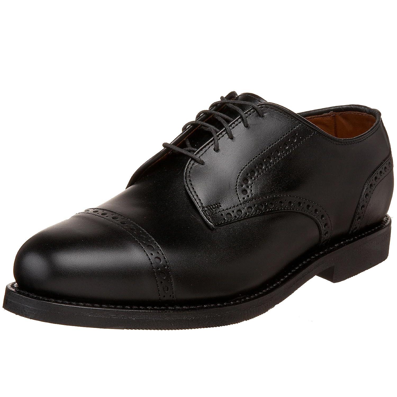 allen edmonds benton oxfords mens dress shoes leather new
