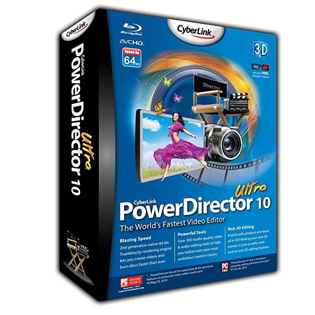 Cyberlink powerdirector ultra64 v9 0 2316 multilingual cracked steogk