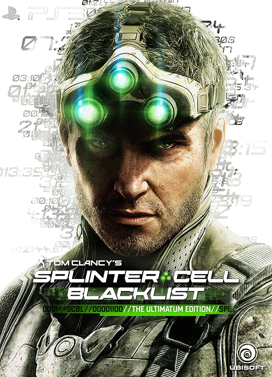 Tom Clancy's Splinter Cell Blacklist Ultimatum Edition