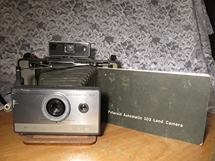 Polaroid 103 Instant Pack Film