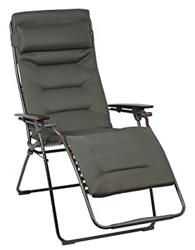 lafuma lfm3090 6895 futura xl aircomfort fauteuil relax mnbvckjhgjuhyg