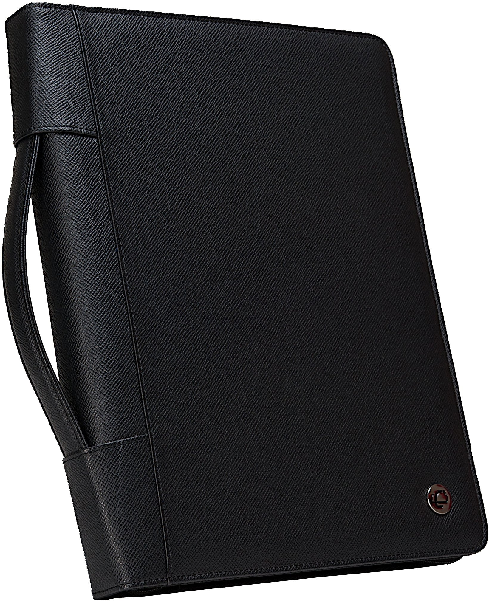 Case-It Executive Zippered Padfolio With Removable 3-Ring Binder And Letter S.. 10