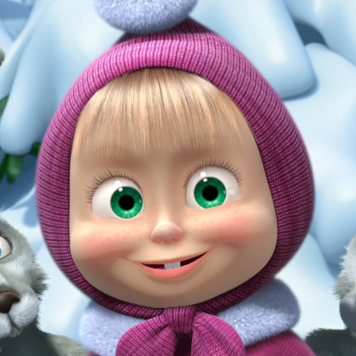 Amazon.com: Masha and the Bear Wallpaper: Appstore for Android