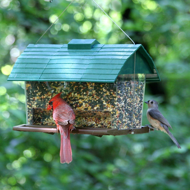 Perky-Pet 309 Seed Barn Bird Feeder , New, Free Shipping