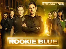 Rookie Blue - Staffel 4