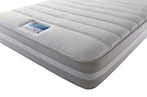Silentnight Mirapocket Stockholm Mattress, Single       Customer reviews and more information