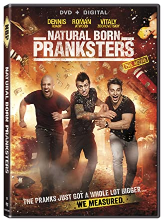 Natural Born Pranksters 2016 HDRip XviD AC3-iFT