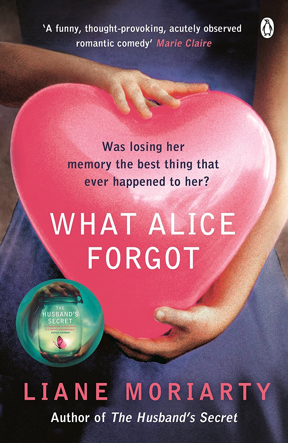 What Alice Forgot – Liane Moriarty