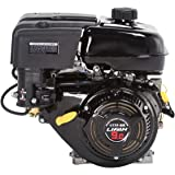 Lifan LF177F-BRQ 9 HP 270cc 4-Stroke OHV Industrial Grade Gas Engine with 2:1 Centrifugal Wet Clutch Reduction, Recoil Start, and Universal Mounting Pattern (Color: Recoil Start with 2:1 Cetrifugal Wet Clutch Reduction, Tamaño: 9 MPH)