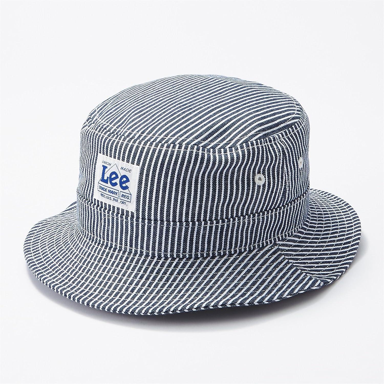 (リー) Leeバケットハット ウィメンズ ヒッコリー ONE SIZE : 服&ファッション小物通販   Amazon.co.jp